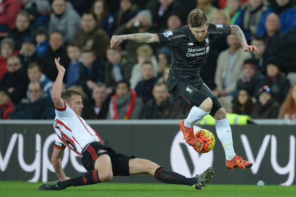 Sunderland Vs Liverpool 1 0: Sunderland 0 Liverpool 1