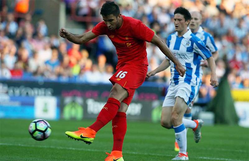 Liverpool midfielder Marko Grujic set for January loan exit