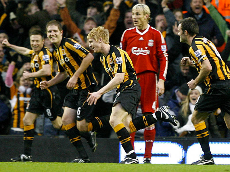 Liverpool Hull City