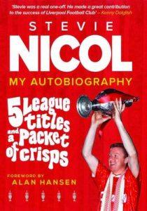 Steve Nicol Book