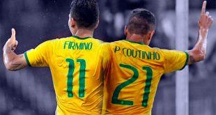 Firmino Coutinho Brazil