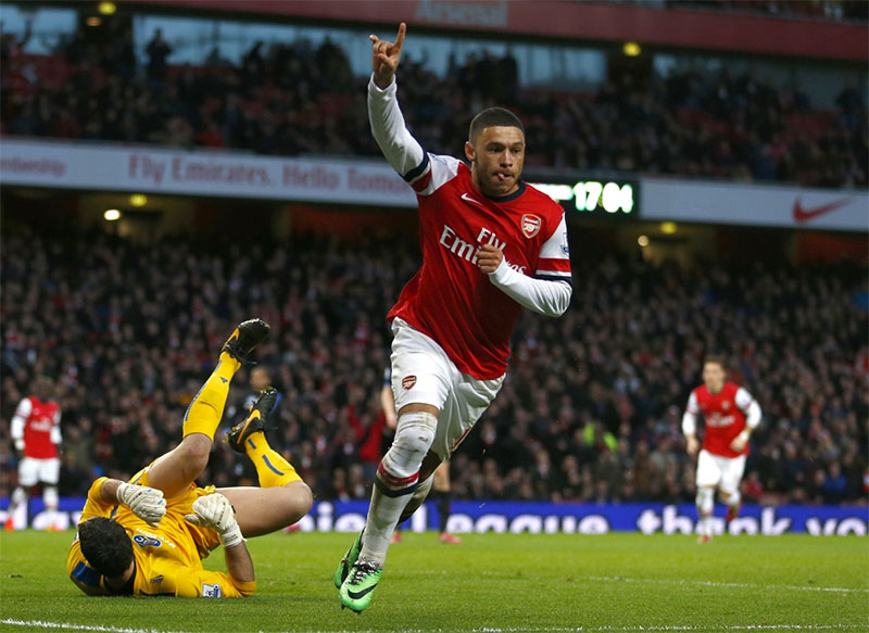 Liverpool keen on Oxlade-Chamberlain