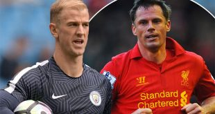Joe Hart & Jamie Carragher
