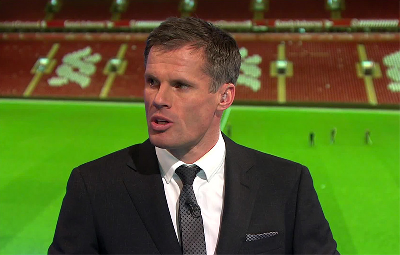 Jamie Carragher - Bing images