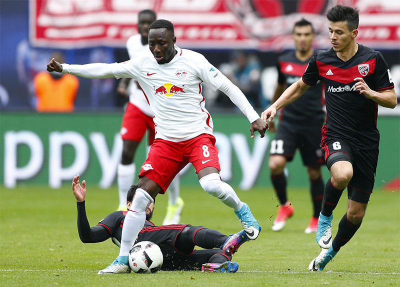 Naby Keita to Liverpool: Reds make £74m bid for RB Leipzig star