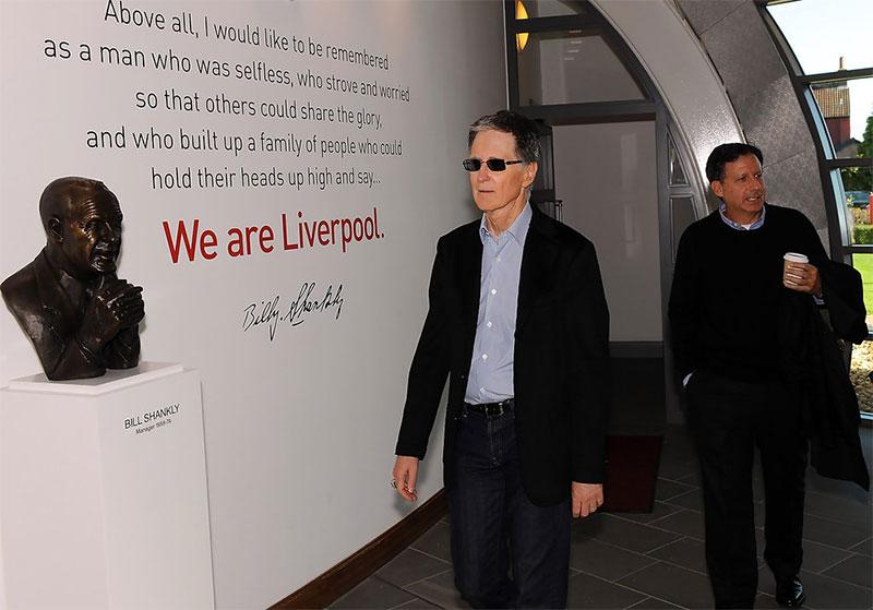 Liverpool Chairman Promises Money For Jurgen Klopp To Improve Squad