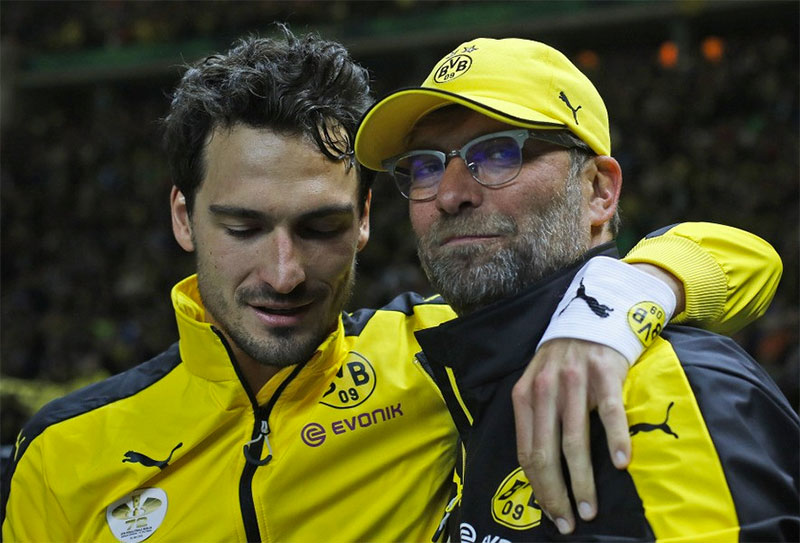 Bayern's Mats Hummels makes big admission about Liverpool boss Klopp