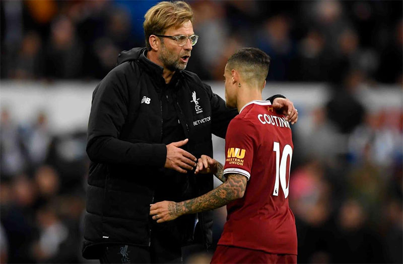 Philippe Coutinho finally answers questions over his future at Liverpool