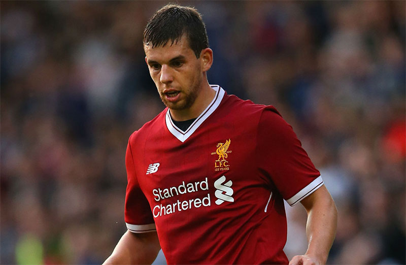 Liverpool defender Flanagan pleads guilty to assault