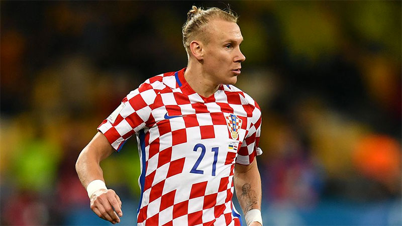 Liverpool will not sign Domagoj Vida this summer