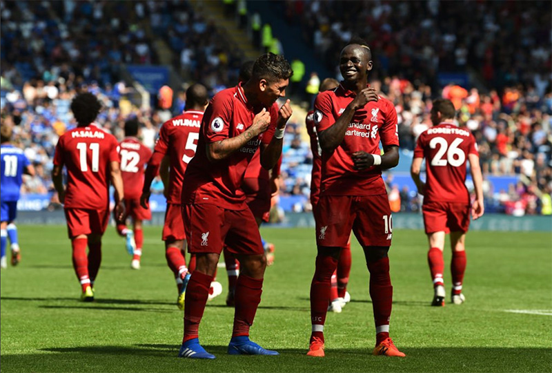 report liverpool f c Leroy sane opened his goalscoring account for the 2018/19 campaign, but city suffered a second defeat in the international champions cup.