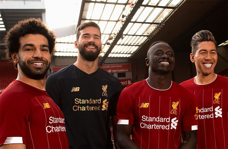 New LFC Home Kit for 2019/20 remodels the classic kit of success